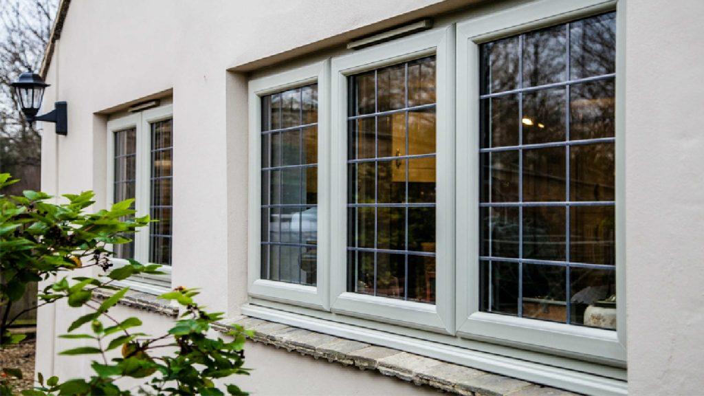 پنجره های دوجداره