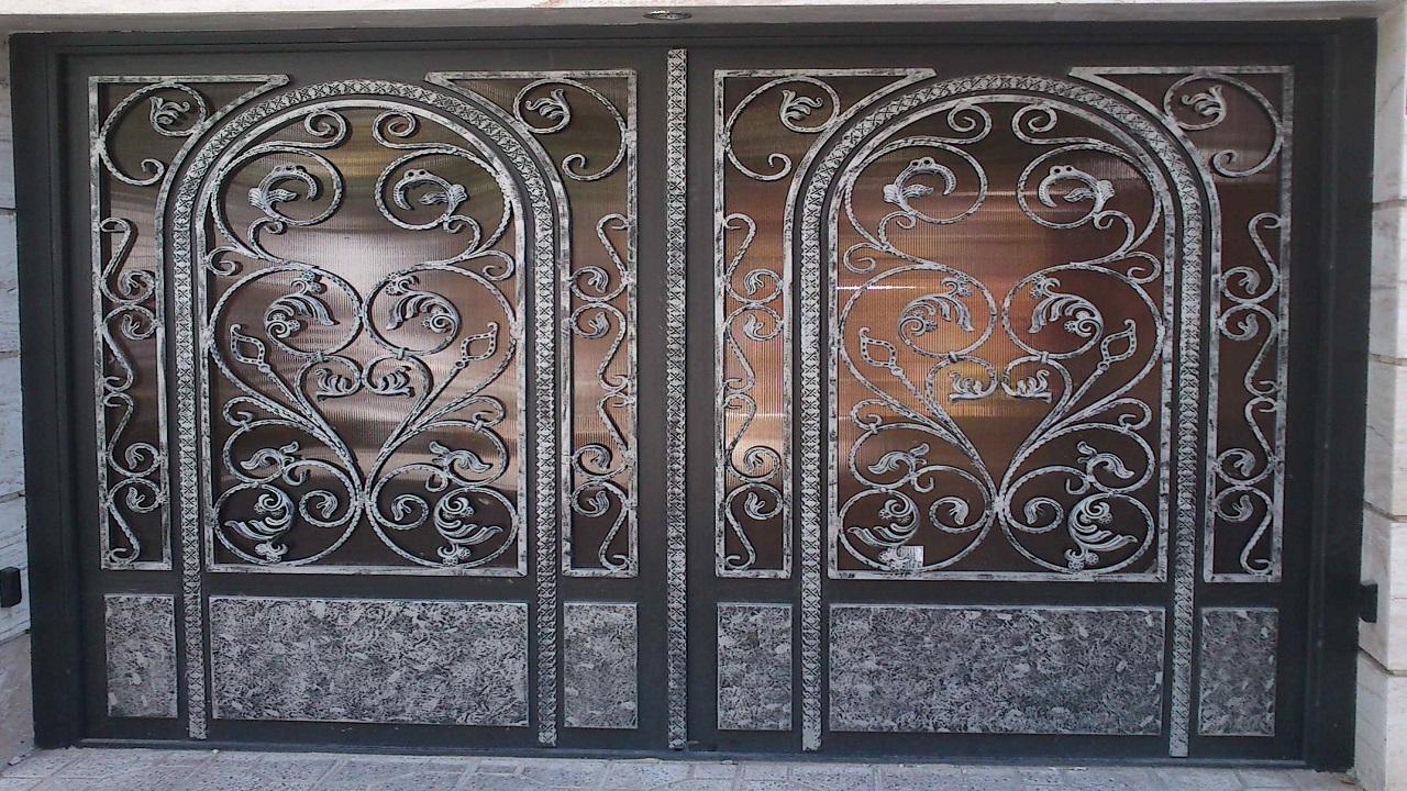 روش نگهداری از درب و پنجره آهنی