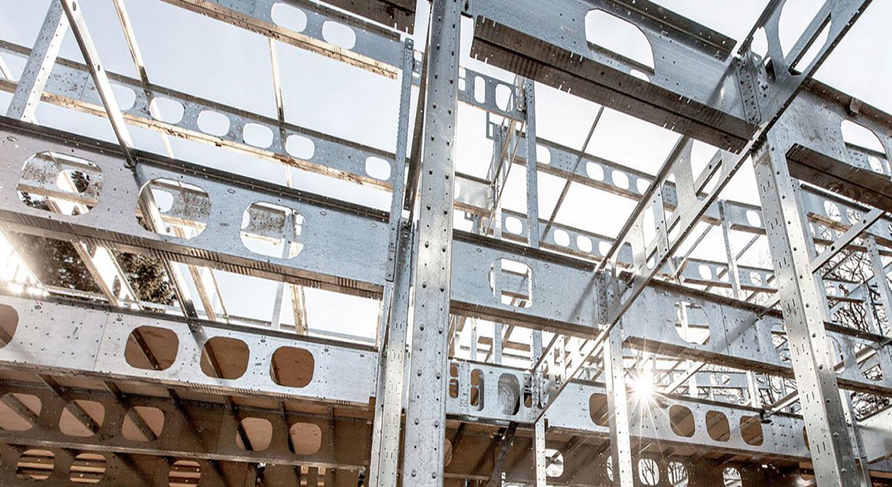 سازه های فلزی و کاربرد های آن در ساختمان سازی