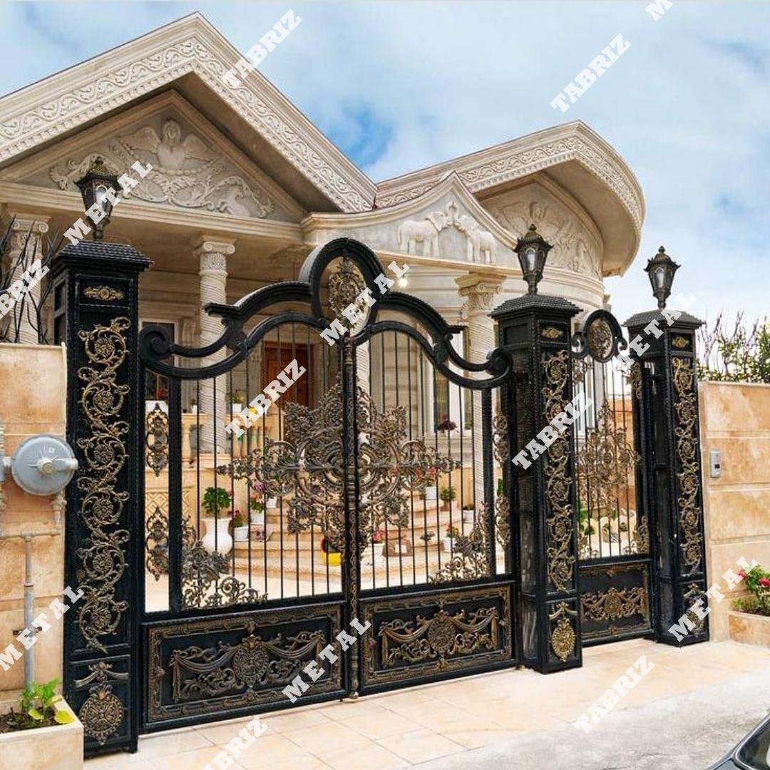 درب شمالی گلارا مناسب برای باغ ویلا ساختمان