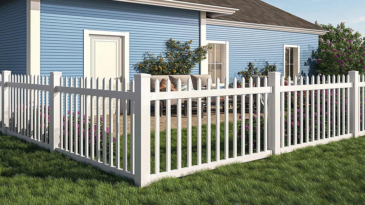نرده و حصار باغچه خانه