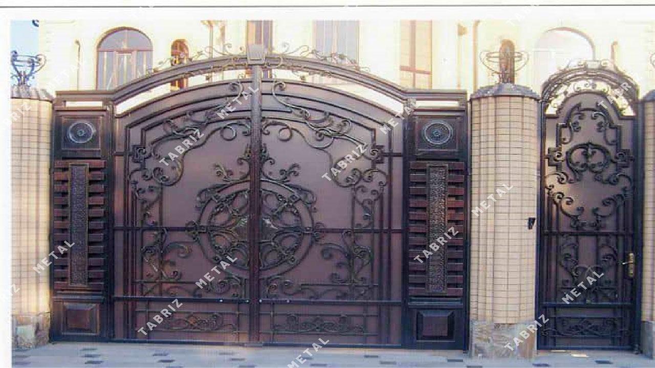 درب دستساز روسی