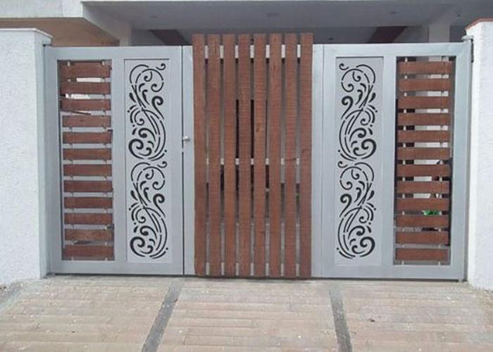 درب-CNC-فلزی
