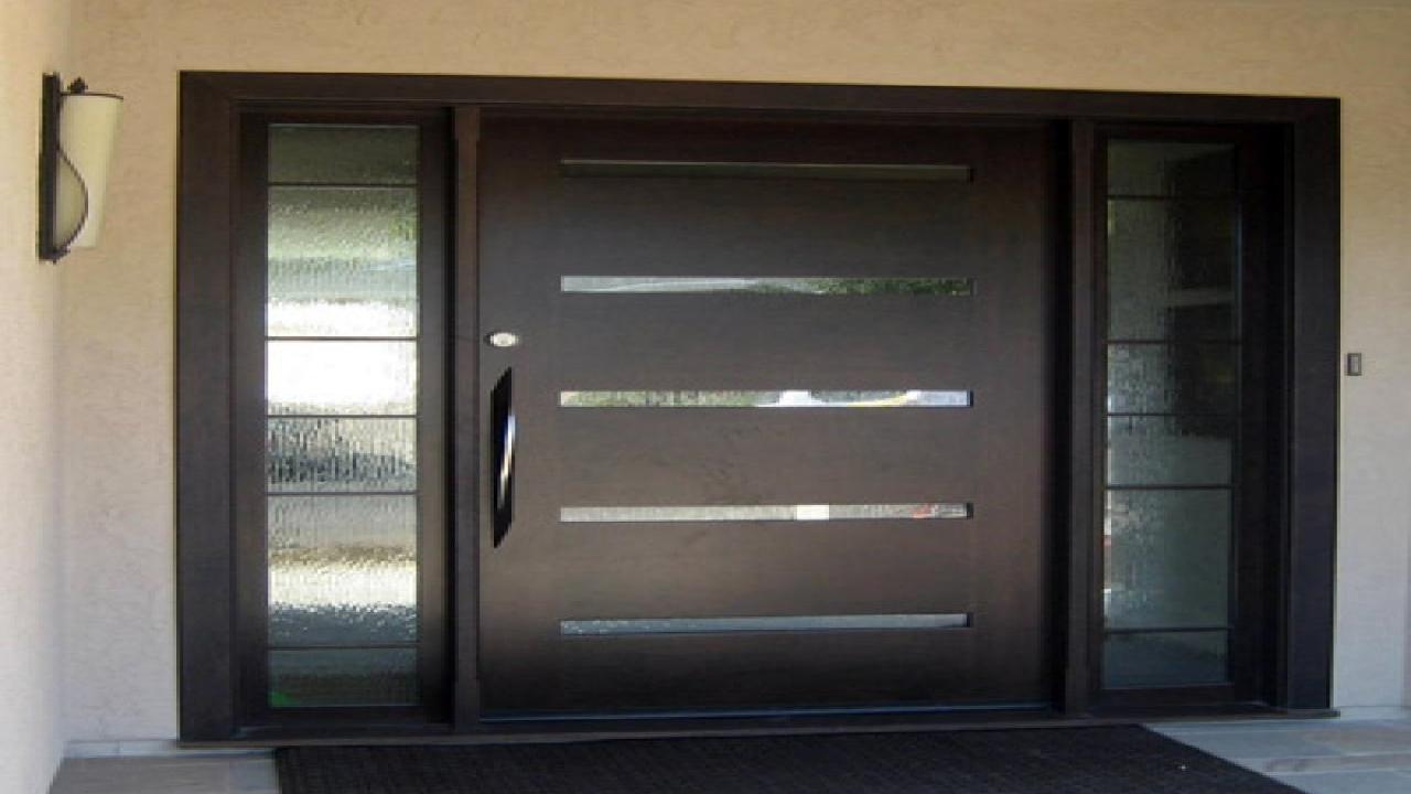 درب فلزی ویلایی در کرج