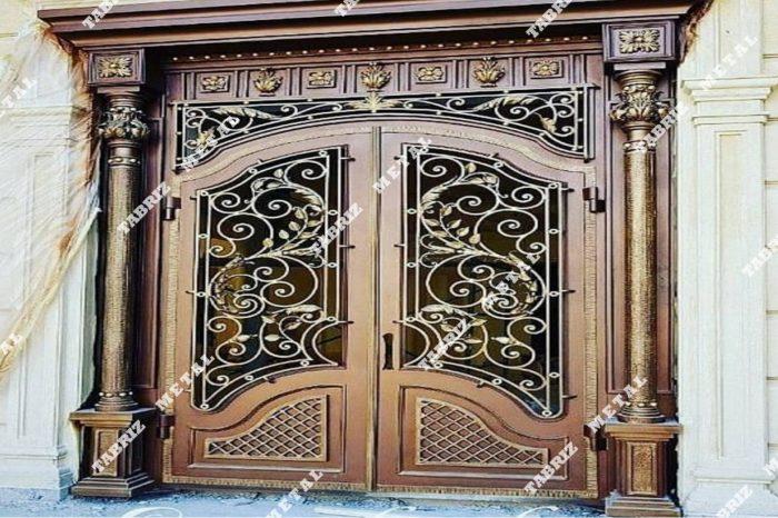 درب دستساز ( طرح چوب )