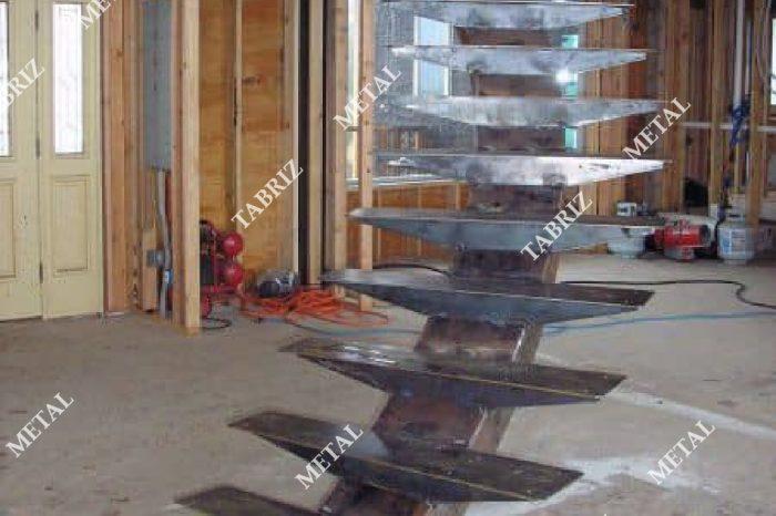 نمونه کار پله دوبلکس1