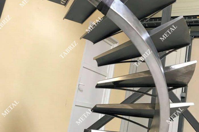 نمونه کار پله دوبلکس2
